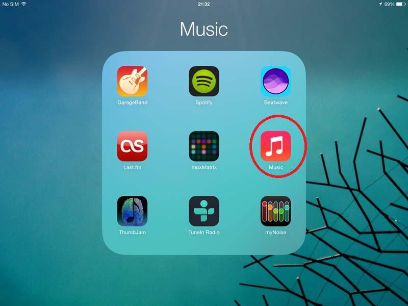 Music - Icon